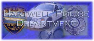 Hartwell Police Department